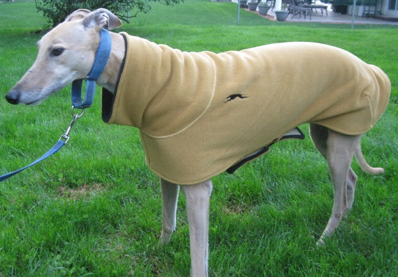 Reversible Winter Coat, Small, female, Greyhound