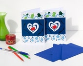 Heart cards (set of 2)