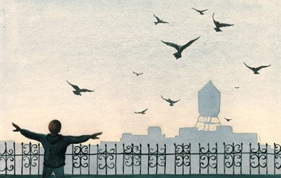 Bird's Rooftop