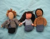 Twilight Finger Puppets Set 1