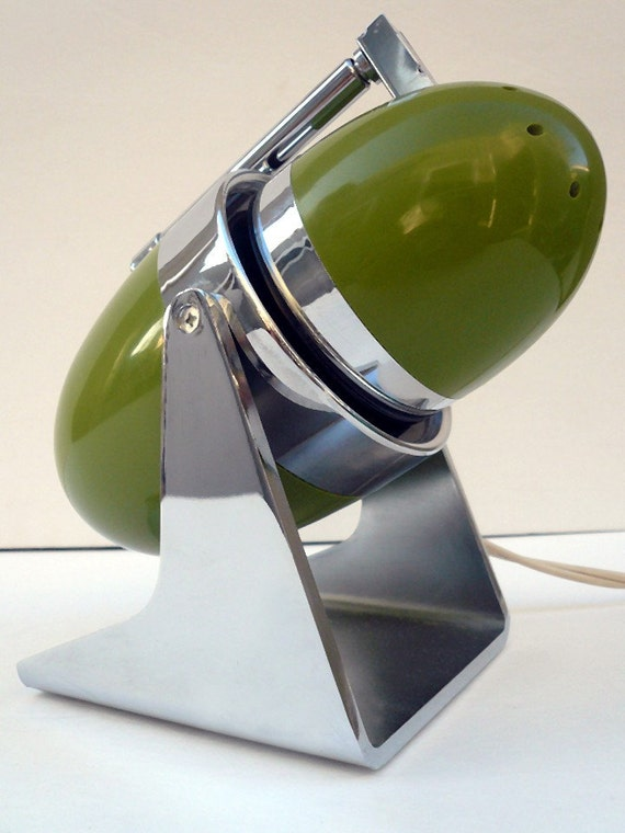 Mod Green Bullet Intensity Desk Lamp