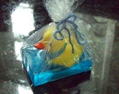 Unscented Rubber Duck Soap in a Glycerin Base