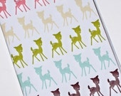 Passport Cover  - Spring Fawns