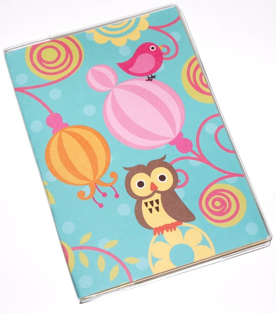 Passport Cover  - Whimsy