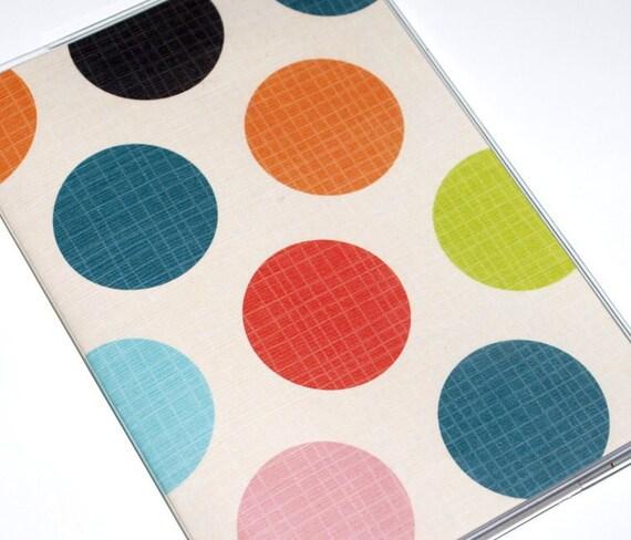 Passport Cover  - Bright Dots