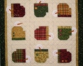 Who's Got The Mitten Quilt Pattern With Free Buttons