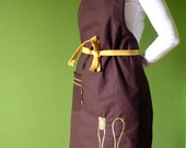 Apron - full, adjustable, unisex