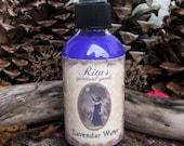 Rita's Lavender Water Spiritual Mist Spray  -  Peace, Meditation, Calm, Relaxation, Love