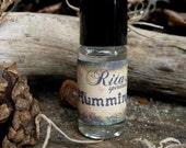 Rita's HUMMINGBIRD Hoodoo Hand Brewed Ritual Totem Oil -  Receive Messages