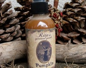 Rita's Pumpkin Spiritual Mist Spray - Contact Spirits, Fertility, Abundance, Good Luck
