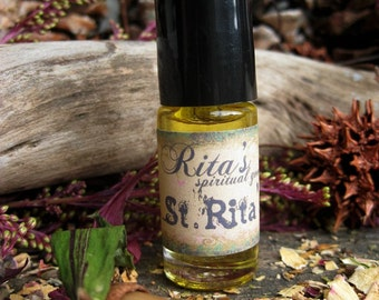 Rita's Signature St. Rita's Hand Brewed Oil - Make Your Impossible Wishes Possible
