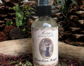 Rita's Guardian Angel Spritual Mist Spray - Draw on Your Guardian Angels to Watch Over You and Guide You