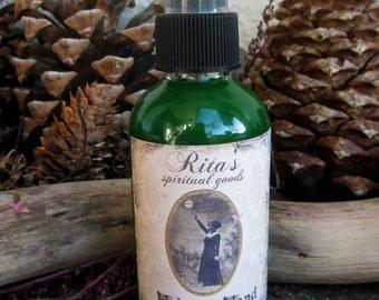 Rita's Helping Hand Spiritual Mist Spray - Pagan, Magic, Witchcraft, Hoodoo, Juju