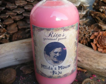 Hilda's House Juju Blessing and Cleansing Wash
