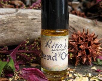 Rita's Bend Over Hand Brewed Oil - Pagan, Magic, Witchcraft, Hoodoo, Juju