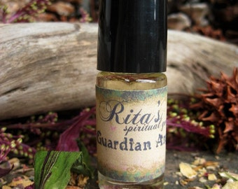 Rita's Guardian Angel Oil - Hoodoo, Pagan, Witchcraft, Angels, Magic