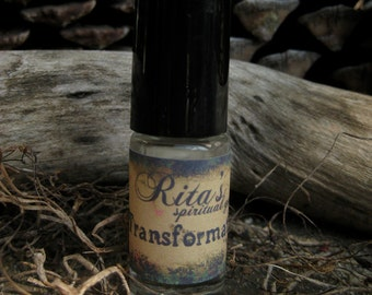 Rita's Transformation Hand Brewed Ritual Oil - Transform Your Life, Begin a New