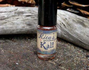 Rita's Kali Ma Handbrewed Ritual Oil - Pagan, Magic, Hoodoo, Witchcraft, Juju