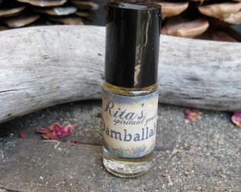 Rita's Damballah Hand Brewed Ritual Oil - Pagan, Witchcraft, Hoodoo, Witchcraft, Juju