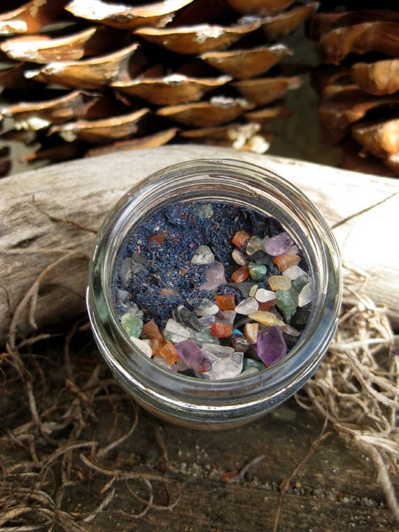 Rita's Hoodoo Candle Blessing Powder - All Purpose - RESERVED Anne