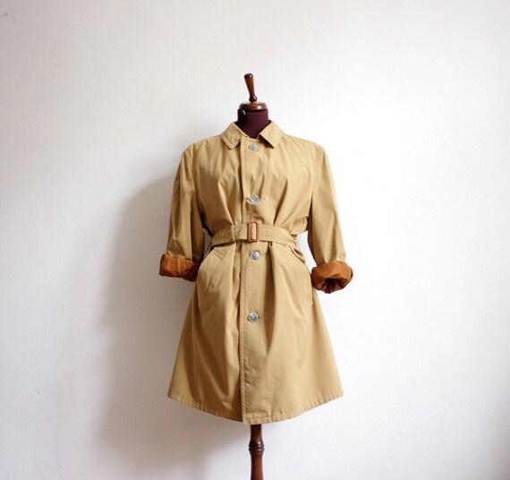 Vintage trench Coat (L)