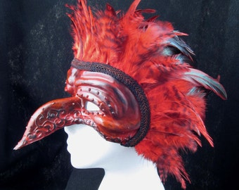 Firebird Mask for Masquerade/Costume/Halloween/Cosplay