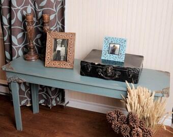 Fredericka, custom edition, table
