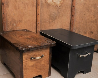 Box bench, storage bench
