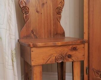 chair, entry chair, decorative chair
