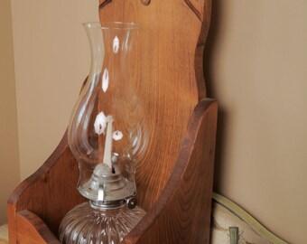 oil lamp holder