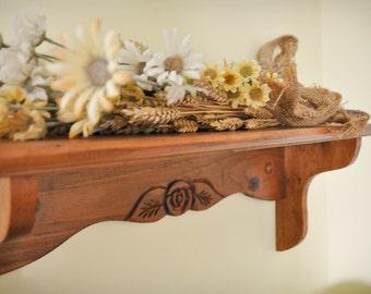 Wall Shelf, Decorative Shelf