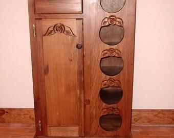 wine cabinet, wine rack, wine cupboard