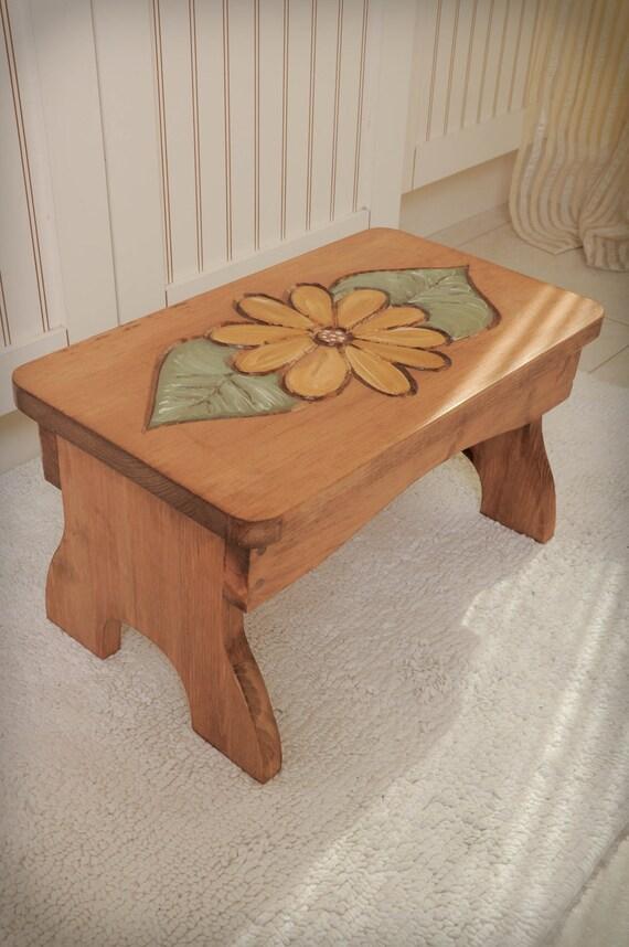 bench, stool, stepping stool