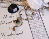 Wonderland Charm - Alice in Wonderland Necklace