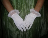 RESERVED FOR KALI - Pretty In Pink Party Gloves