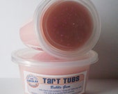 Two Large Soy Tart Tubs - BUBBLE GUM
