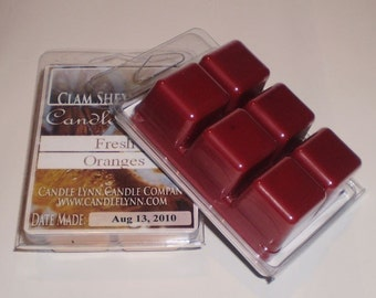 CRANBERRY POMEGRANATE Clam Shell Package - Tarts - Break Apart Melts