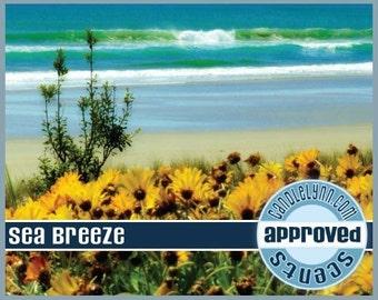 SEA BREEZE Clam Shell Package - Tarts - Break Apart Melts