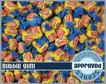 BUBBLE GUM Clam Shell Package - Tarts - Break Apart Melts