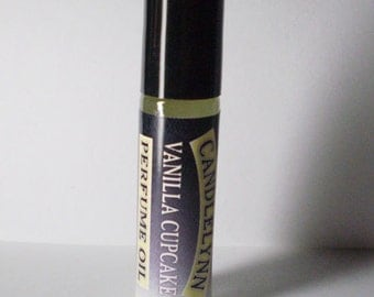 Vanilla Cupcake Roll On Perfume Oil