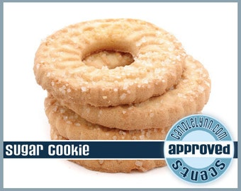 SUGAR COOKIE Clam Shell Package - Tarts - Break Apart Melts