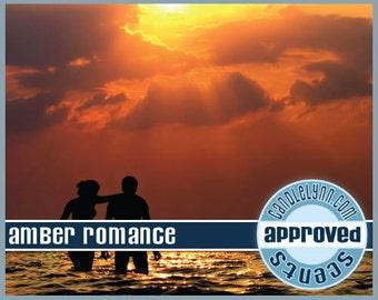 AMBER ROMANCE Clam Shell Package - Tarts - Break Apart Melts