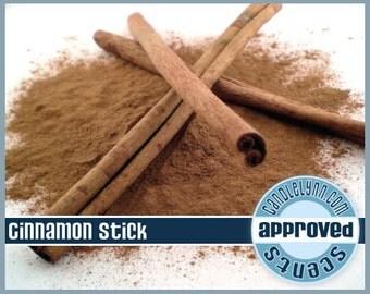 CINNAMON STICK Clam Shell Package - Soy Wax Tarts - Break Apart Melts