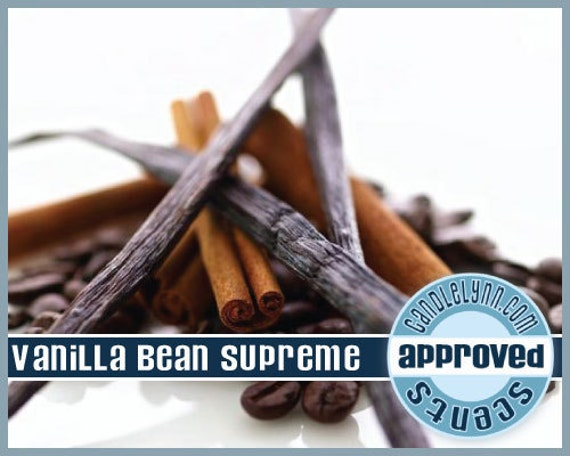 VANILLA BEAN SUPREME scented Clam Shell Package - Tarts