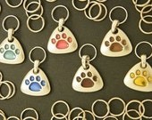 Pawfect Paws - Pet Tagged - hand engraved creations -pet dog and cat id name tags ---