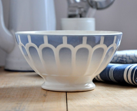 vintage french bowl