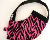Doesn't Every Girl Want a PINK ZEBRA ARMSLING
