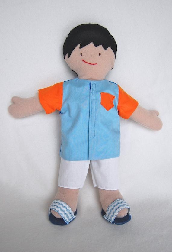 Owie Doll - Sean