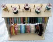 How to Build Your Own Ribbon and Thread Organizer PDF Tutorial SALE