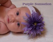PURPLE Sunsations Head Band sz. Small